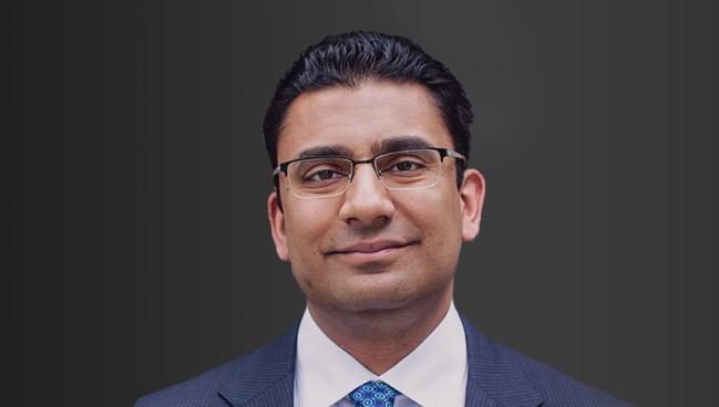 Dr. Sacha Bhinder