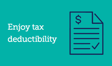 tax deductibility