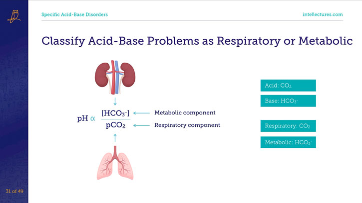 online CME poster A Refresher on Acid/Base